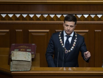 Ukraine Restarted the National Anti-corruption Policy Council