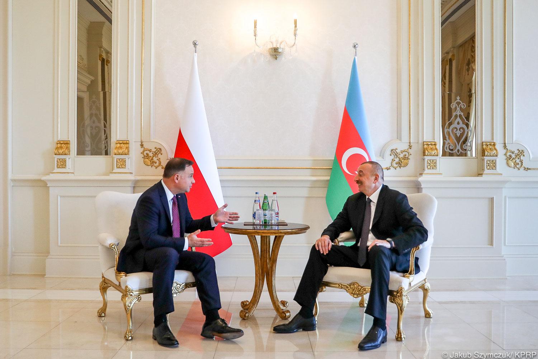 Azerbaijani Gas and Oil will Reach Poland