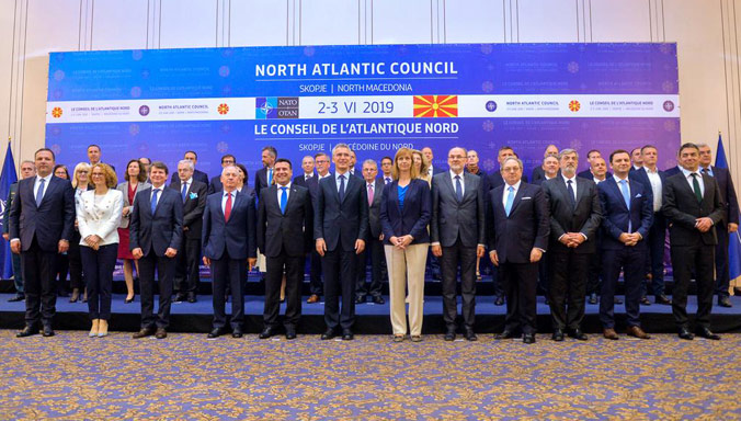NATO is Ready to Welcome North Macedonia