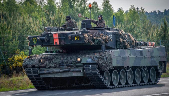 2,500 German, Dutch and Norwegian Troops in Noble Jump 19