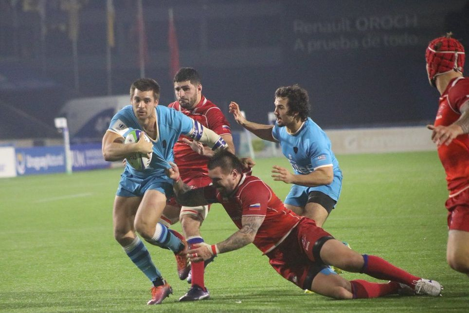 Wins for Uruguay and Argentina XV in Rugby Nations Cup