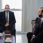 Defence Minister of Armenia met with the Minister of Defence of Cyprus