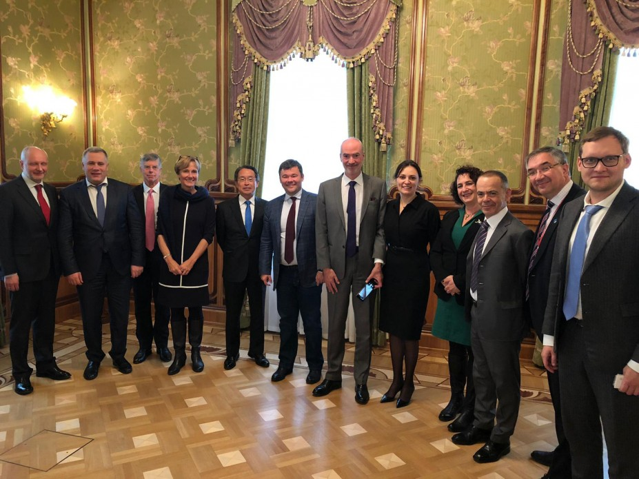 Ukraine met with Ambassadors of the G7 countries