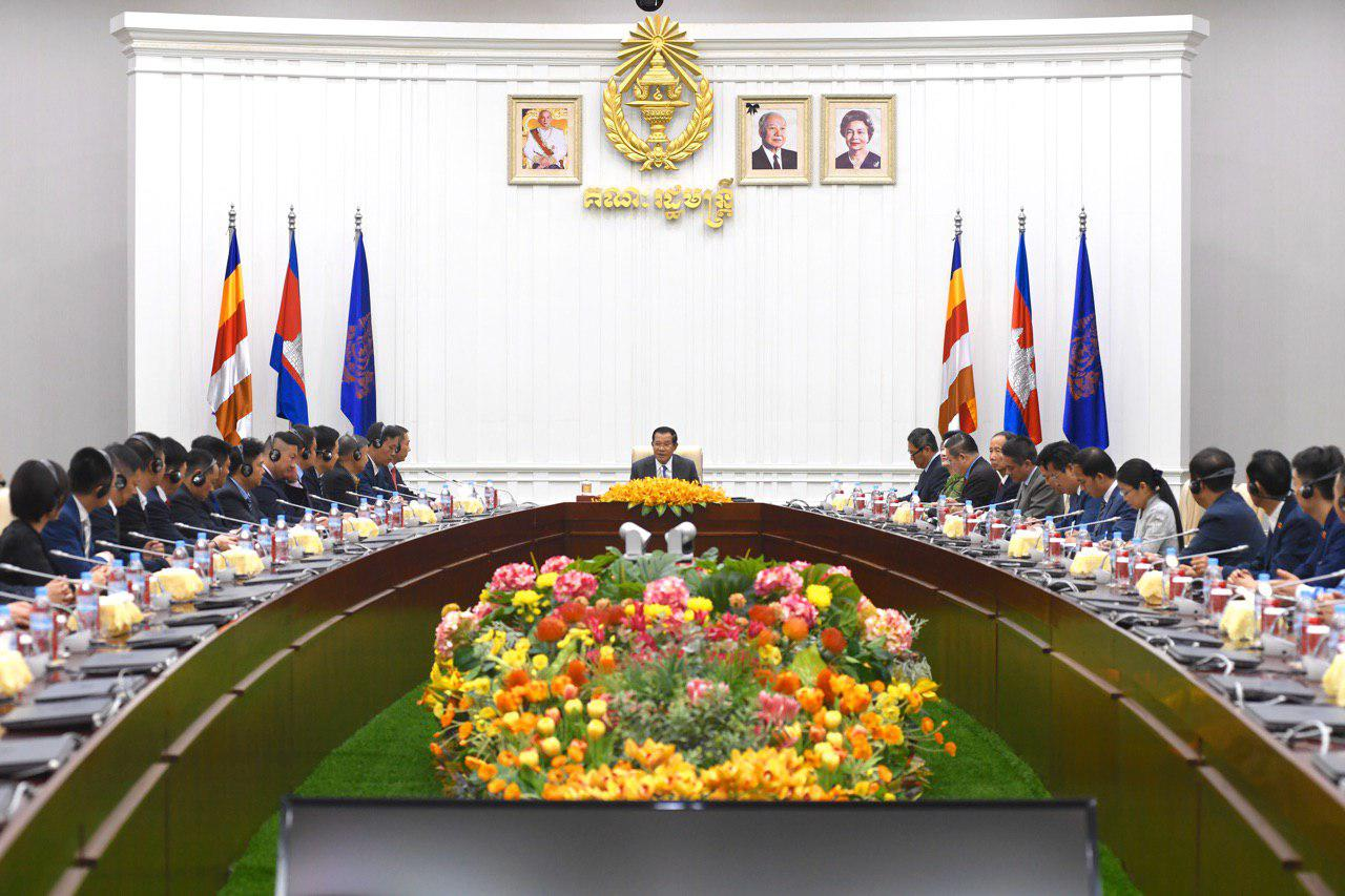 China and Cambodia will Boost Bilateral Trade to US$10 billion by 2022