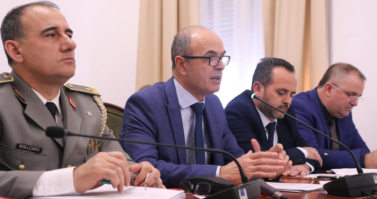 The 2020 Defence draft Budget of Albania