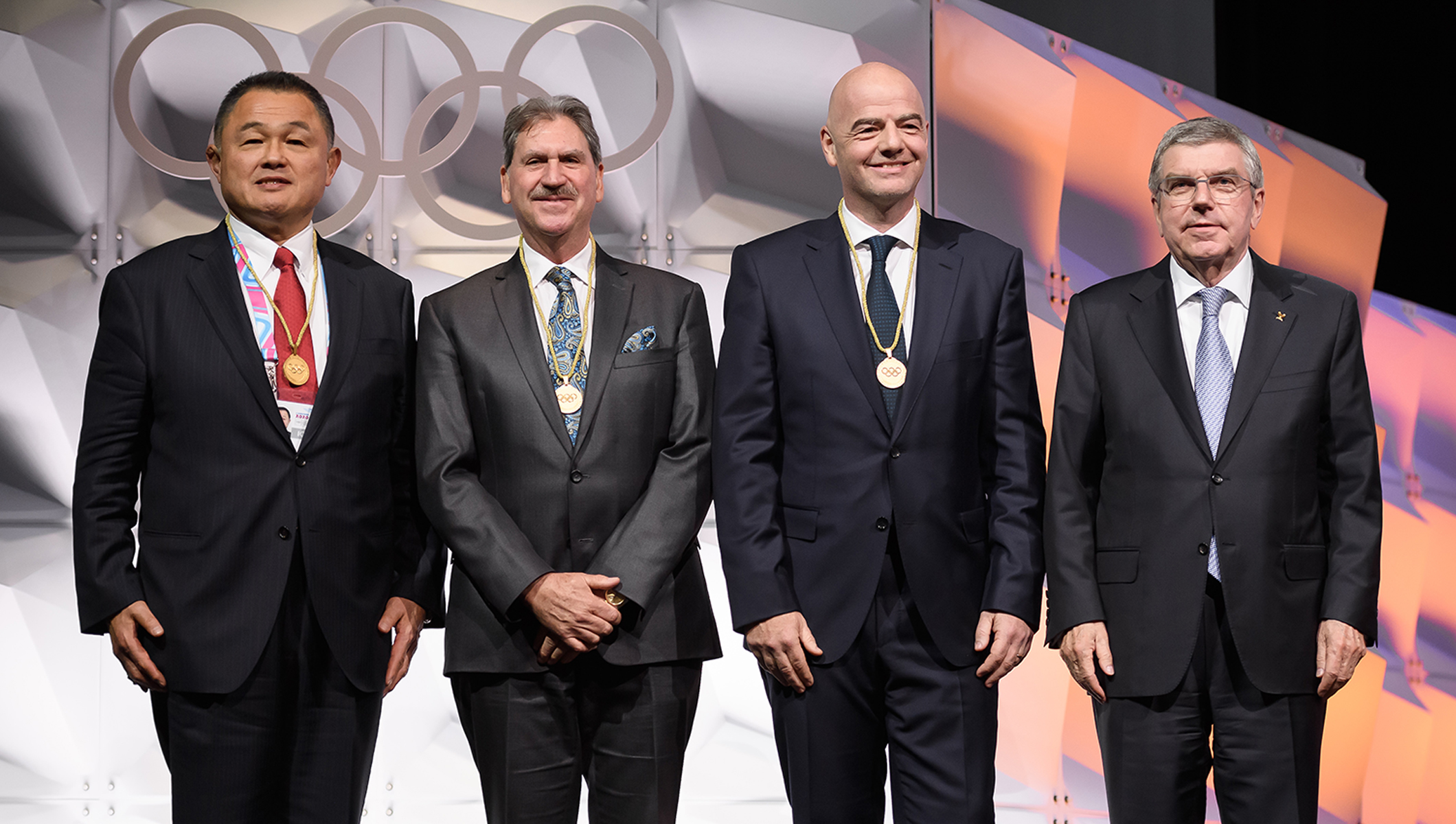 Three New Members for IOC