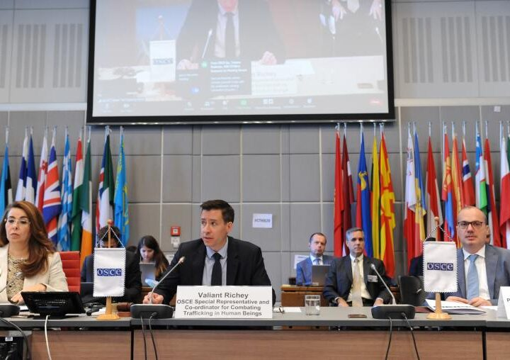 OSCE: Human trafficking globally-roughly one prosecution for every 2,154 victims