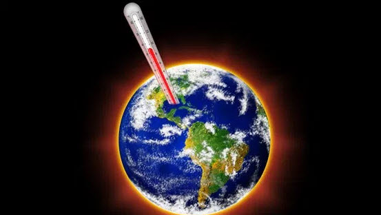 2020 closes hottest decade on record
