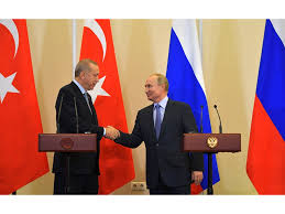 Russia and Turkey: establishing a Russian-Turkish joint centre