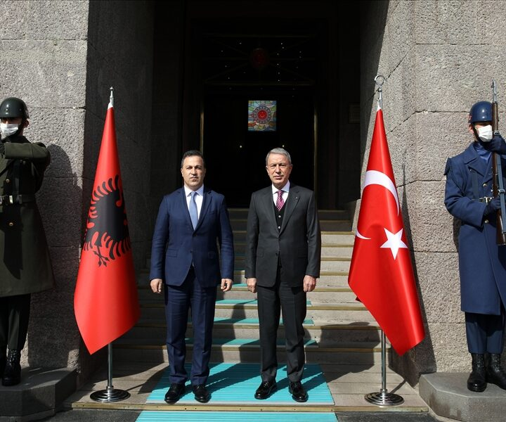 Turkey increases the combat and logistical capabilities of the Albanian Armed Forces
