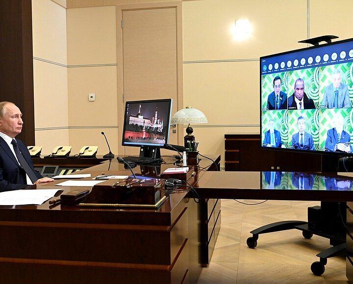 Russia: Meeting of APEC Economic Leaders